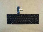 Клавиатура для ноутбука Asus K55 RU Enter Вертикал. K55A K55N K55V K55Vd K55Vm  A55 U57 K75VJ  X751L