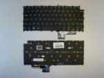 Клавиатура для ноутбука LG 14Z980 RU black