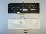 Клавиатура для ноутбука LG Gram 15  15Z980  RU white