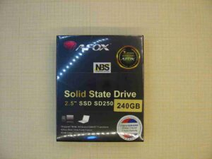 SSD AFOX 240GB 2.5 SD250 540\420 Mb\s