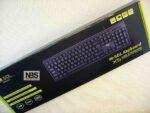 Клавиатура M-SOL  X5 черная