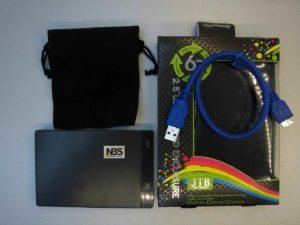 External Case 2.5 SATA USB3.0  6 Gbps  поддержка до 3Tb  S2515U3