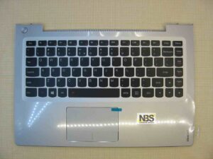Клавиатура для ноутбука Lenovo IDEAPAD U330 + C cover EN серебро