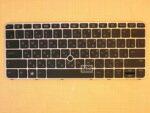 Клавиатура для ноутбука HP Elitebook 820 G3 RUс подсветкой [826631-251]