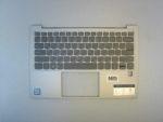 Клавиатура для ноутбука Lenovo Yoga S730 + C cover RU серебро с подсветкой без тачпада