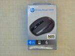 Мышь беспроводная HP S9000 6кн+кл