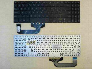 Клавиатура для ноутбука Asus X507M enter flat RU/EN