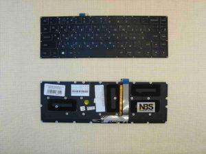 Клавиатура для ноутбука Lenovo Yoga 3 PRO 1370 RU/EN Enter горизонтальный
