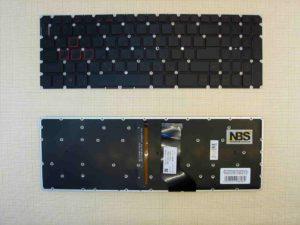 Клавиатура для ноутбука Acer Aspire VX15 VX5-591 VX5-591G VX5-793 VN7-593 VN7-793 VN7-793G RU +LED