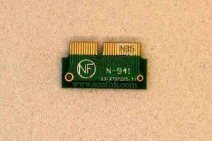 Перех.N-941 c M.2 SSD SATA