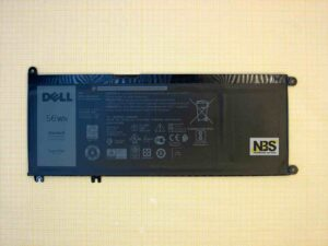 Аккумулятор Dell 33YDH battery for Inspiron 15-7577 7588 7778 Insprion 17-7779 7779 15.2V 56Wh