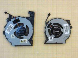 Вентилятор HP Pavilion Gaming 15-cx0133ur 15-cx0090ur -cx0000 левый + правый