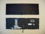 Клавиатура для ноутбука Lenovo Legion Y520-15IKBN Y720 Y720-15IKB LED RU\EN