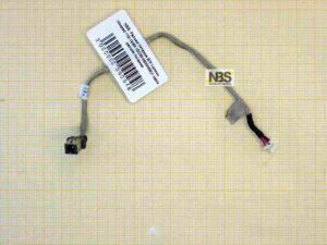 Разъем питания Б/У Lenovo Ideapad 110-15ISK (DC30100WN00)+ cable разъем питания