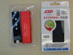 Переходник c M.2 SSD SATA на USB 3.1 Type-C