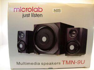 Microlab TMN-9U 2.1 колонки
