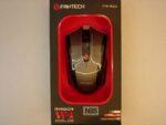 Fantech Raigor W4  беспроводная оптическая USB