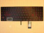 "Клавиатура для ноутбука Lenovo Legion Y520-15IKBN Y720 Y720-15IKB LED EN (Enter ""7"")"