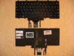 Клавиатура для ноутбука Dell Latitude E7450/E7470/E5470/E5480 entr горизонт