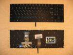 Клавиатура для ноутбука Lenovo Legion Y530 Y7000 RU подсветка белая