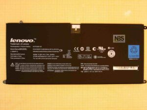Аккумулятор Lenovo IdeaPad Yoga 13 20175 L10M4P12  14.8V 3700mAh 54Wh