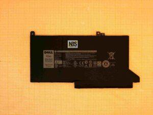Аккумулятор Dell Latitude 7290 DJ1J0 11.4v