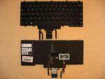 Клавиатура для ноутбука Dell Latitude E7250 Enter гориз.