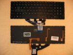 Клавиатура для ноутбука HP Omen 15-dc0xxx EN