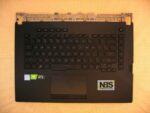 Клавиатура для ноутбука Asus G531GW + С корпус EN