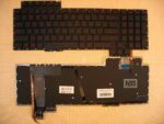 Клавиатура для ноутбука Asus ROG G752 / G752VL / G752VT ENG подсветка Enter-плоский