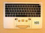 Клавиатура для ноутбука Mac Book model:A1706 2016г enter flat EN + C Panel БУ