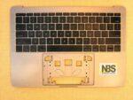 Клавиатура для ноутбука Mac Book model:A1708 2016г enter flat EN + C Panel БУ
