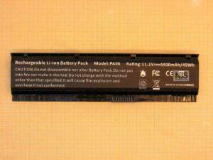 Аккумулятор HP PA06 Дубл HP Omen 17 17-w 17-ab200 17t-ab00 11.1V 4400mAh