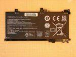 Аккумулятор HP TE03XL Pavilion 15 UHD HSTNN-UB7A  Дубликат 11.55V 48Wh 5150mAh