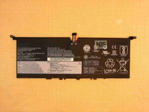 Аккумулятор lenovo L17C4PE1 2735mAh/42Wh 15.36V 2670mAh  IdeaPad 730S YOGA S730-13IWL Laptop L17C