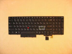 Клавиатура для ноутбука Б\У Lenovo Thinkpad T580 RU