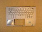 Клавиатура для ноутбука Б/У Dell Inspirion 14-5000 + C корпус черный + подсветка