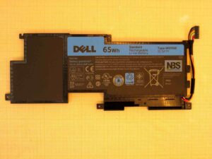 Аккумулятор Dell  XPS 15-L521X 9F233 3NPC0 W0Y6W 1.1V 65Wh
