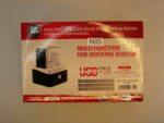 "Multi-Function HDD Docking Station SATA 2.5"" 3.5"" + Card Reader USB 3.0 M:895U3SC см Код 9460"