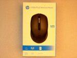 Мышь беспроводная HP S1000 Plus WIRELESS MOUSE 800/1200/1600dpi 2.4GHz
