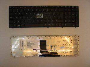 Клавиатура для ноутбука HP Probook 6560 Elitebook 8570P EN HP SPARE 701987-251